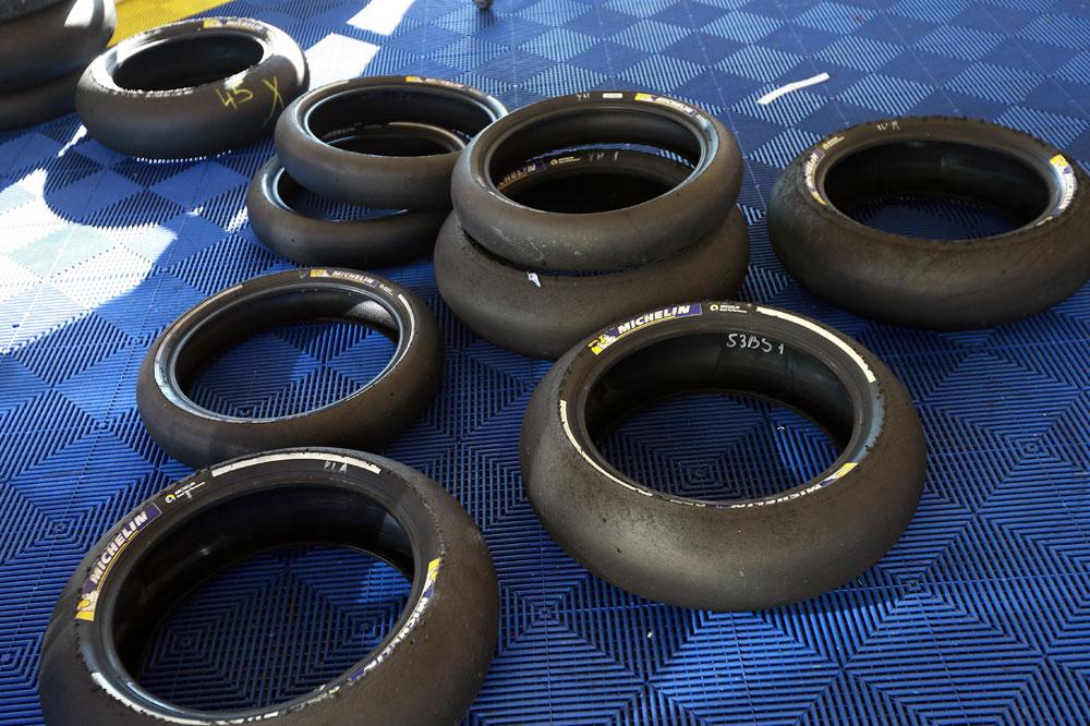 Michelin retira los dos compuestos y ofrecerá un tercer neumático nuevo