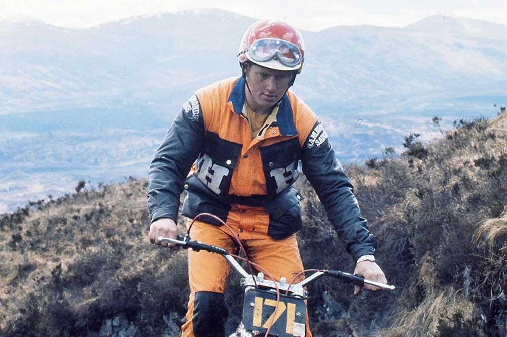 Muere Martin Lampkin, primer campeón del Mundo de trial