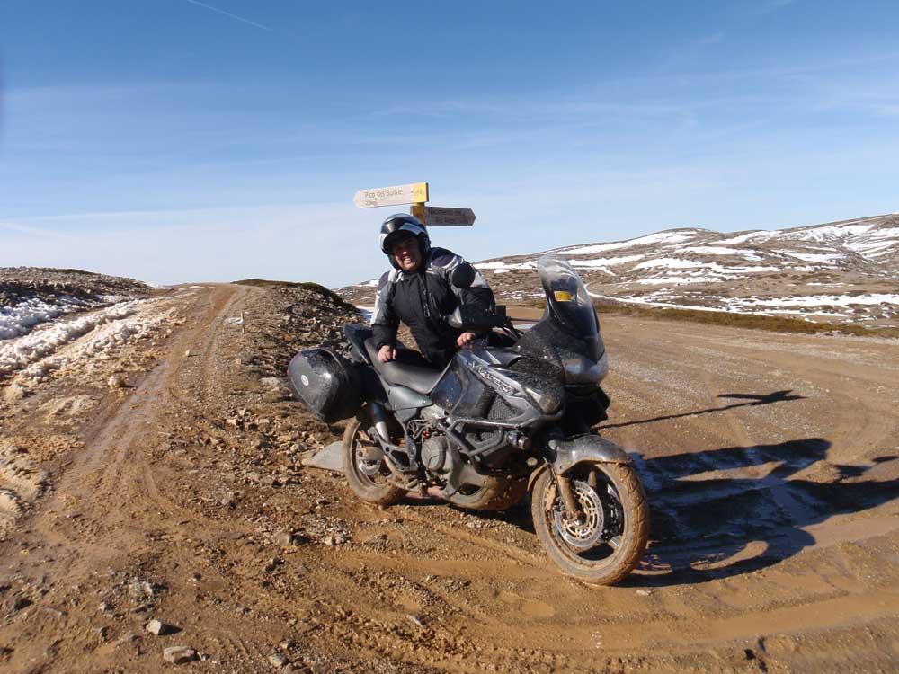 100.000 km con la Honda XL1000V Varadero