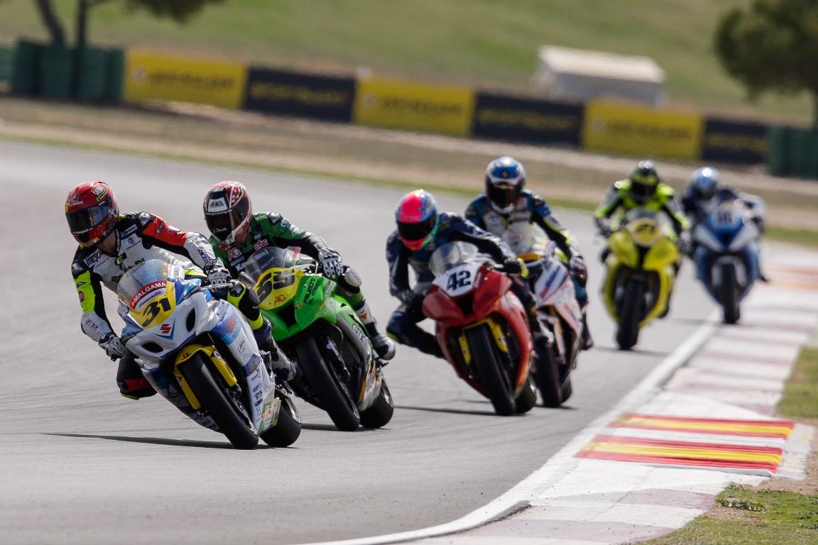 El Campeonato de España de Velocidad comienza este fin de semana en Albacete