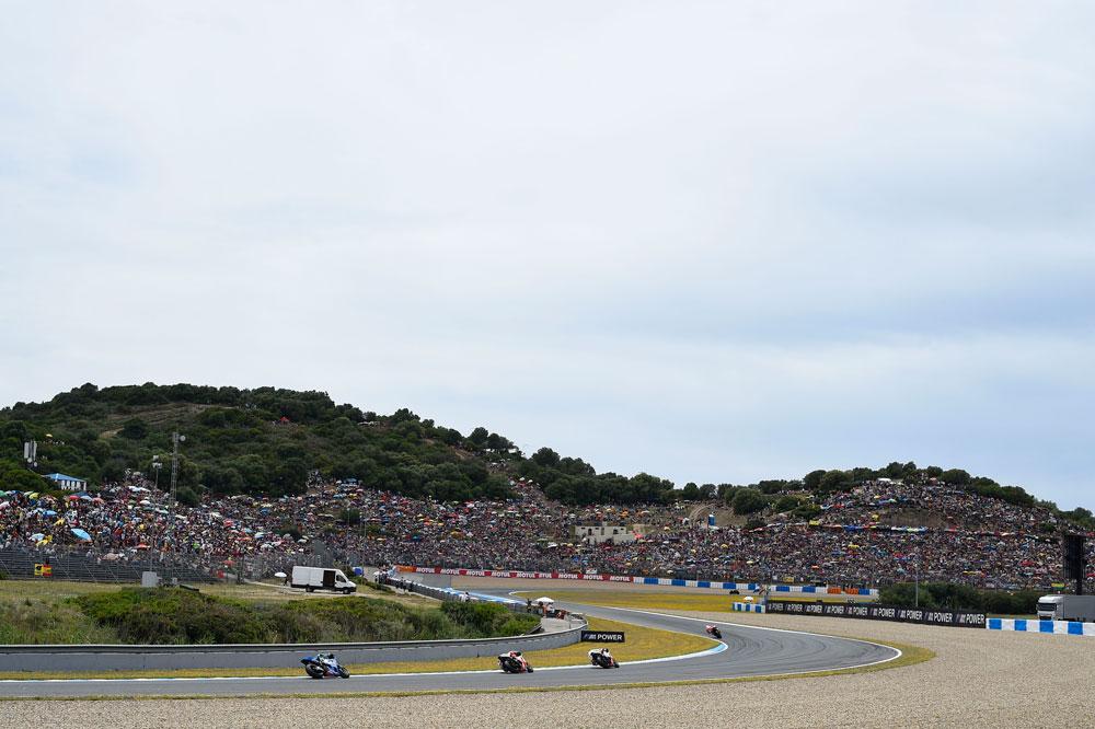 GP de España de MotoGP en Jerez: presentado el programa de actividades