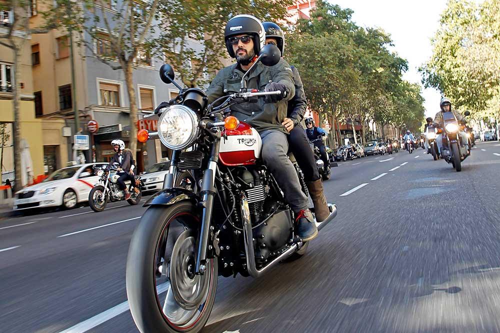 Triumph Bonneville Newchurch, una moto clásica accesible
