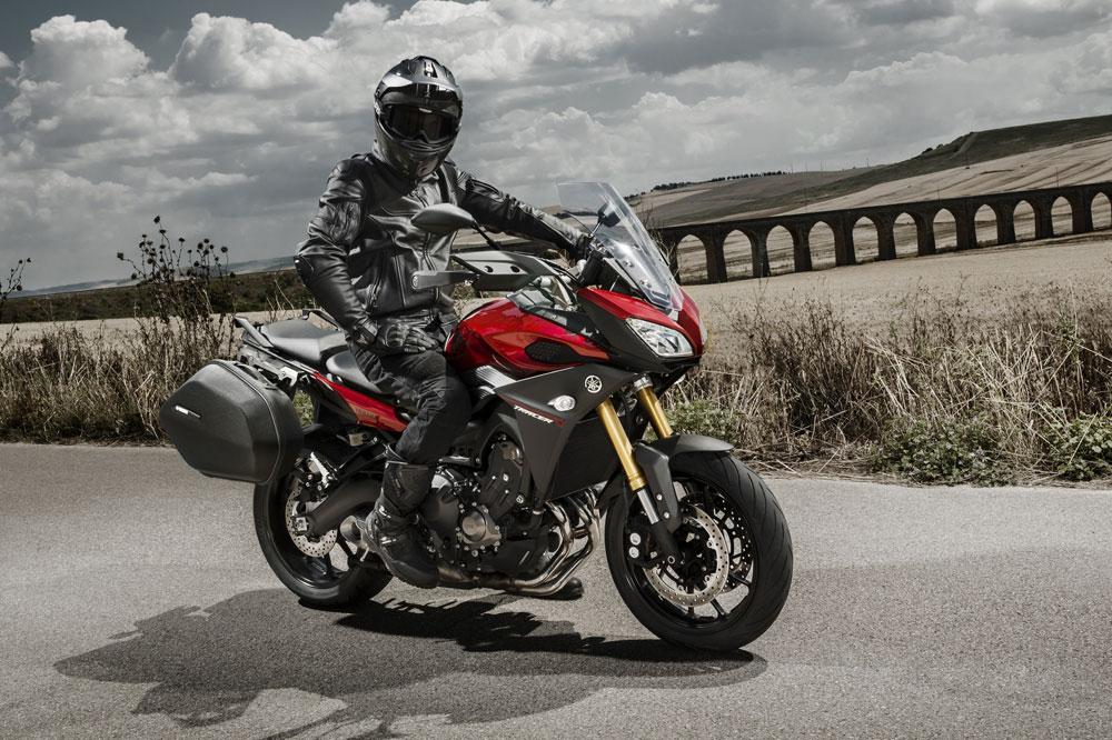 Una Yamaha MT para cada ruta a Jerez