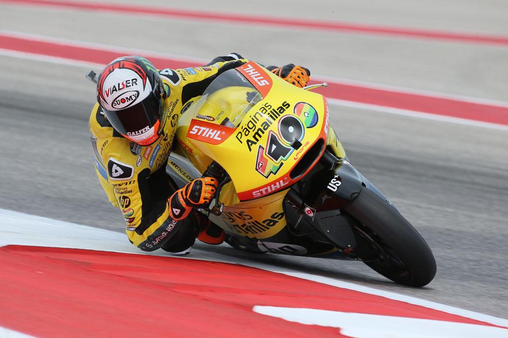 Nadie puede con Alex Rins en Moto2