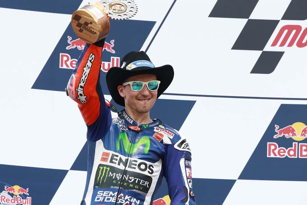 """Jorge Lorenzo: """"Lo importante era terminar la carrera y lo he conseguido"""""""