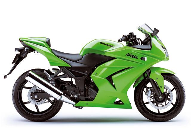 Novedad: Kawasaki Ninja 250R