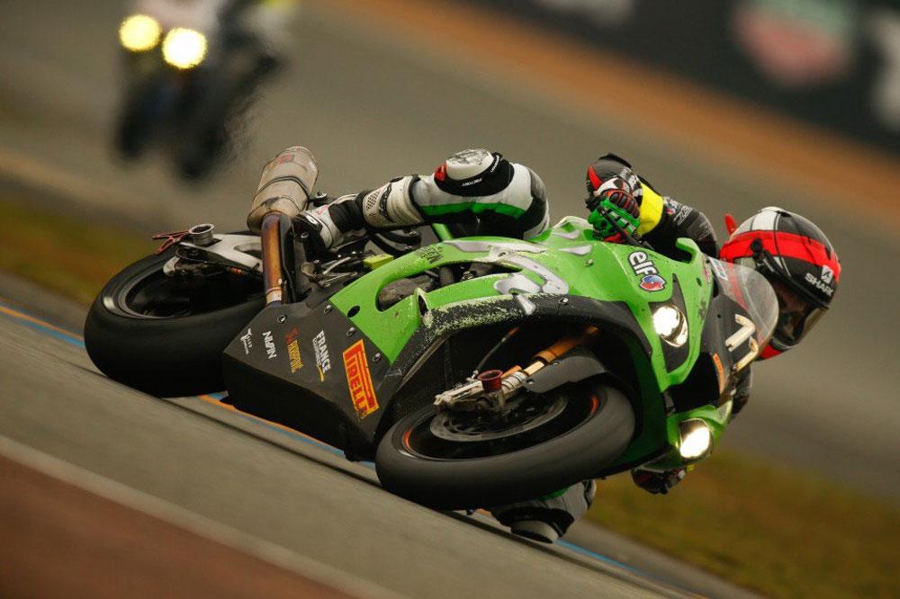 El SRC Kawasaki Team vence las 24 horas de Le Mans