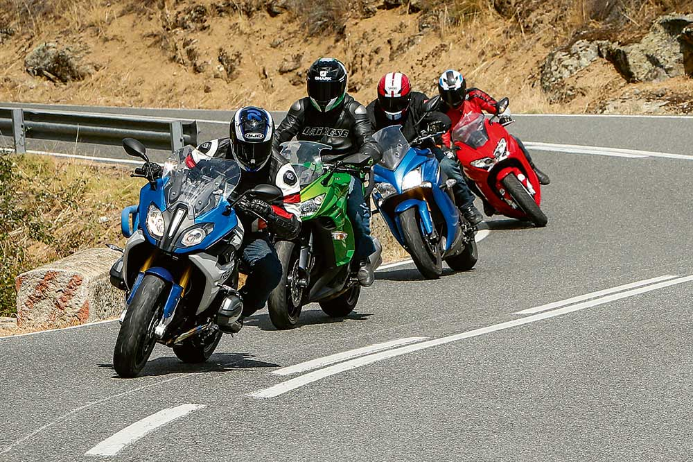 ¿Qué moto sport turismo me compro?