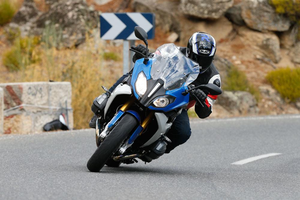 BMW R 1200 RS, la moto más rutera de las deportivas