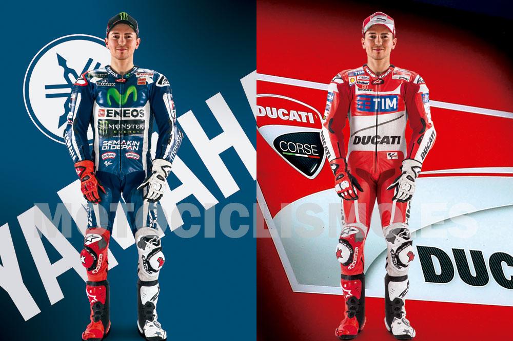 Las claves del fichaje de Jorge Lorenzo y Ducati