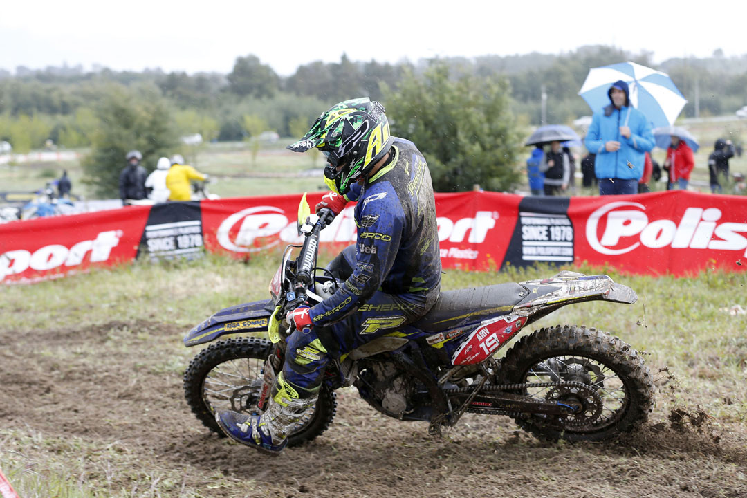 Matthew Phillips domina el GP de Enduro de Portugal