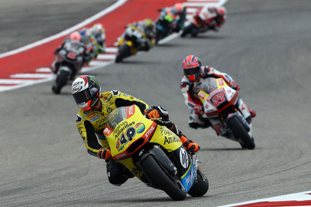 Moto2 llega en un puño a Jerez