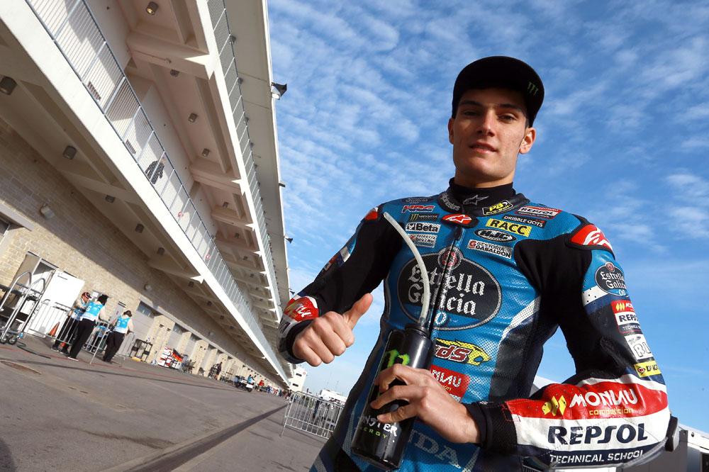 Los españoles de Moto3 quieren volver a ganar en Jerez