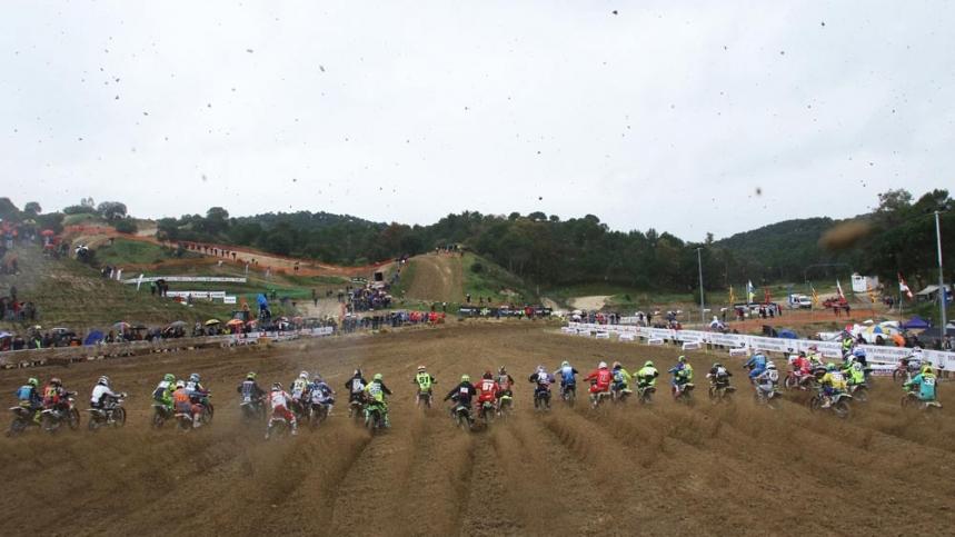 Alhama acoge la cuarta prueba del Nacional de Motocross