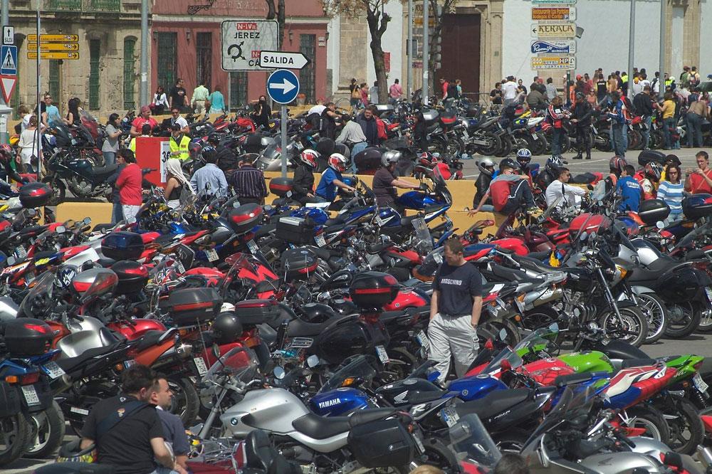 El Puerto de Santa María, punto de encuentro en el GP de España