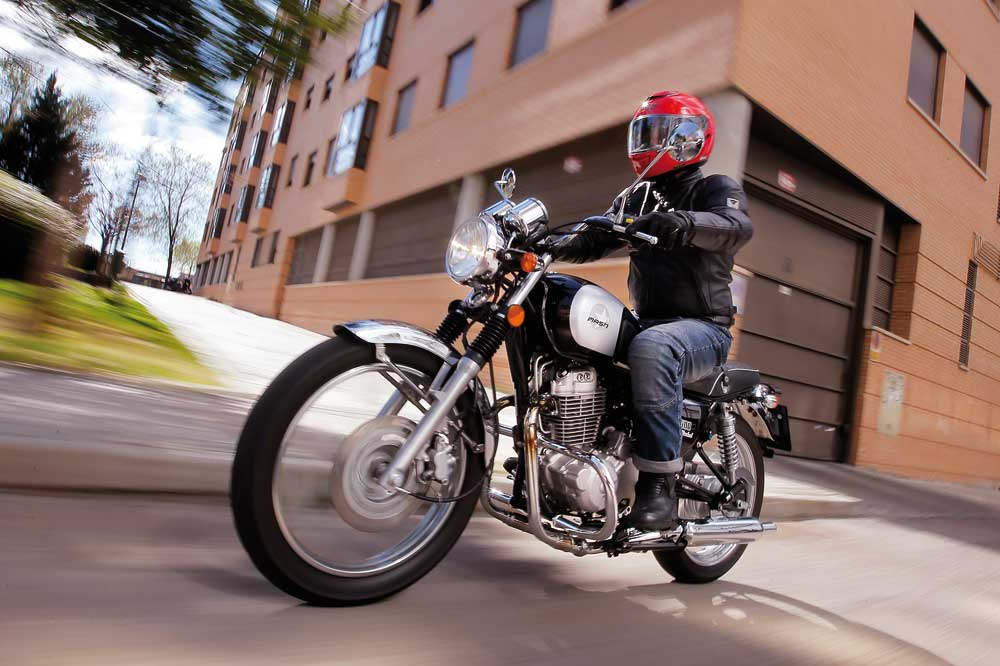 Mash Five Hundred, una clásica con buen motor