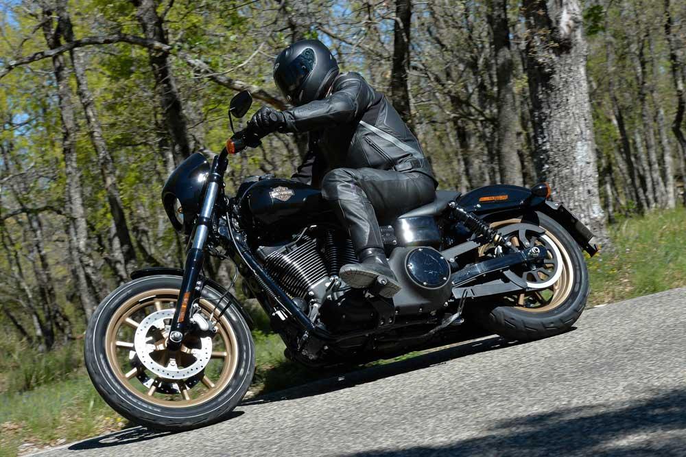 Harley-Davidson Dyna Low Rider S, moto custom de fábrica