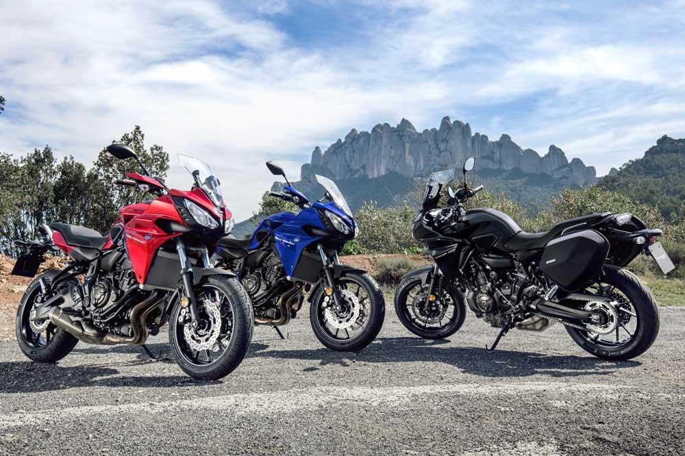 Yamaha Tracer 700, la trail con el motor de la MT-07