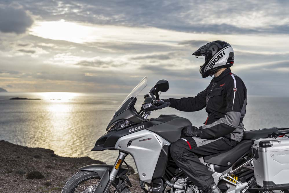 ¿Quieres dar una vuelta al mundo con la Ducati Multistrada Enduro?