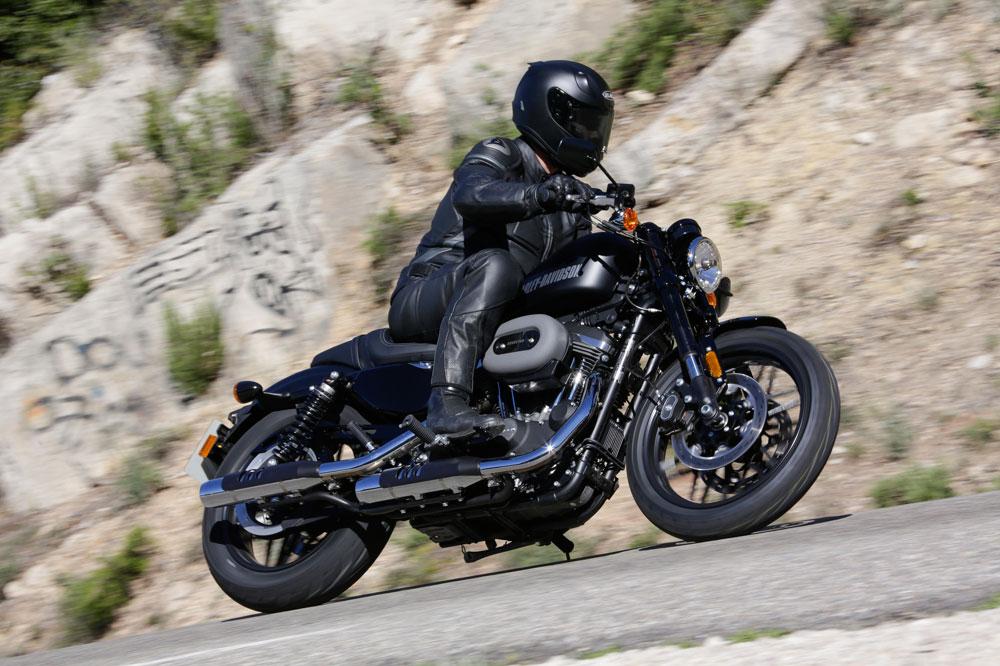 Harley-Davidson Sportster Roadster, la más deportiva con motor de 1200
