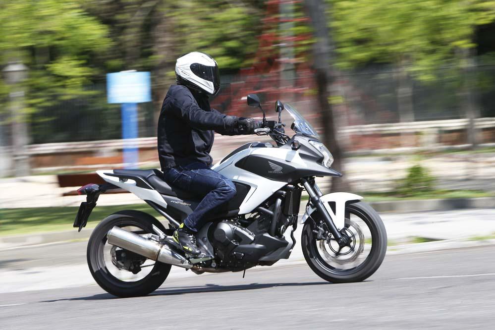Honda NC750X DCT, una moto para todos los días