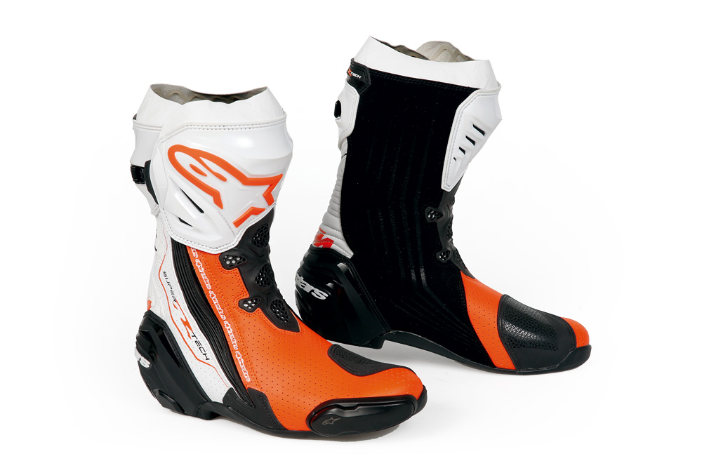 Botas deportivas para moto