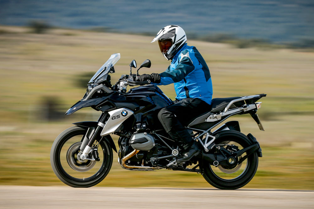 BMW R 1200 GS, el secreto de trail más vendida