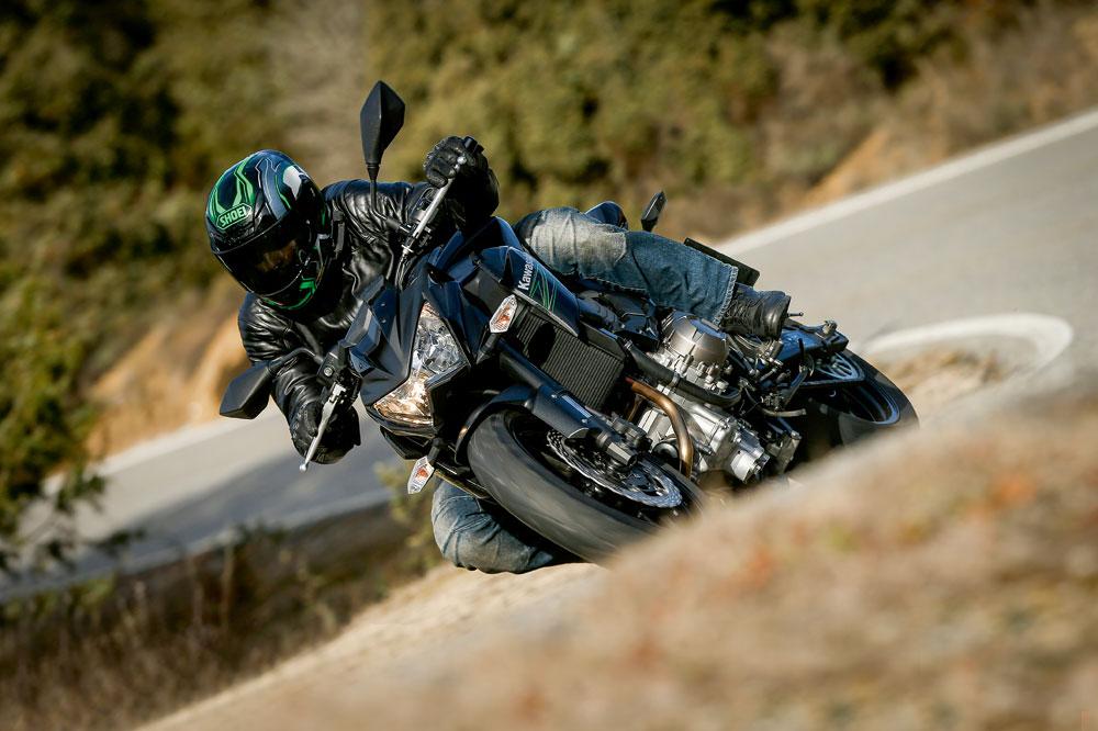Kawasaki Z800, la reina de las motos naked medias