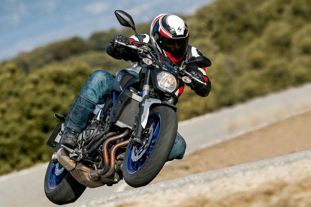 Yamaha MT-07, la moto naked que revolucionó el mercado