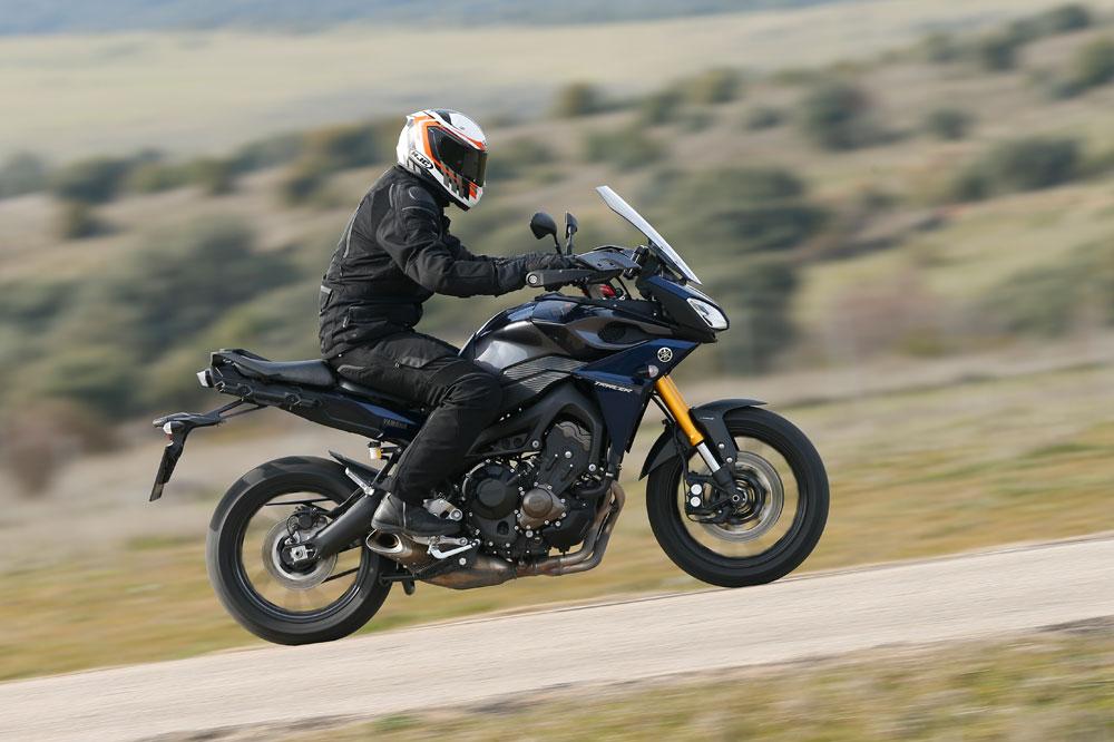 Yamaha MT-09 Tracer, al asalto de la lista de motos más vendidas