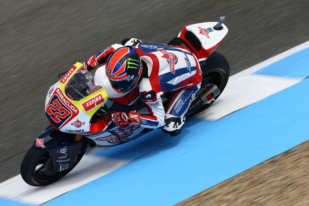 Sam Lowes consigue la pole en Moto2