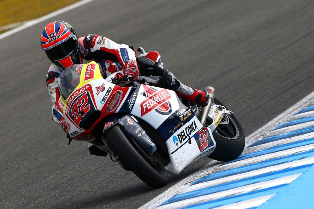 Sam Lowes refuerza su liderato en Moto2 con una victoria