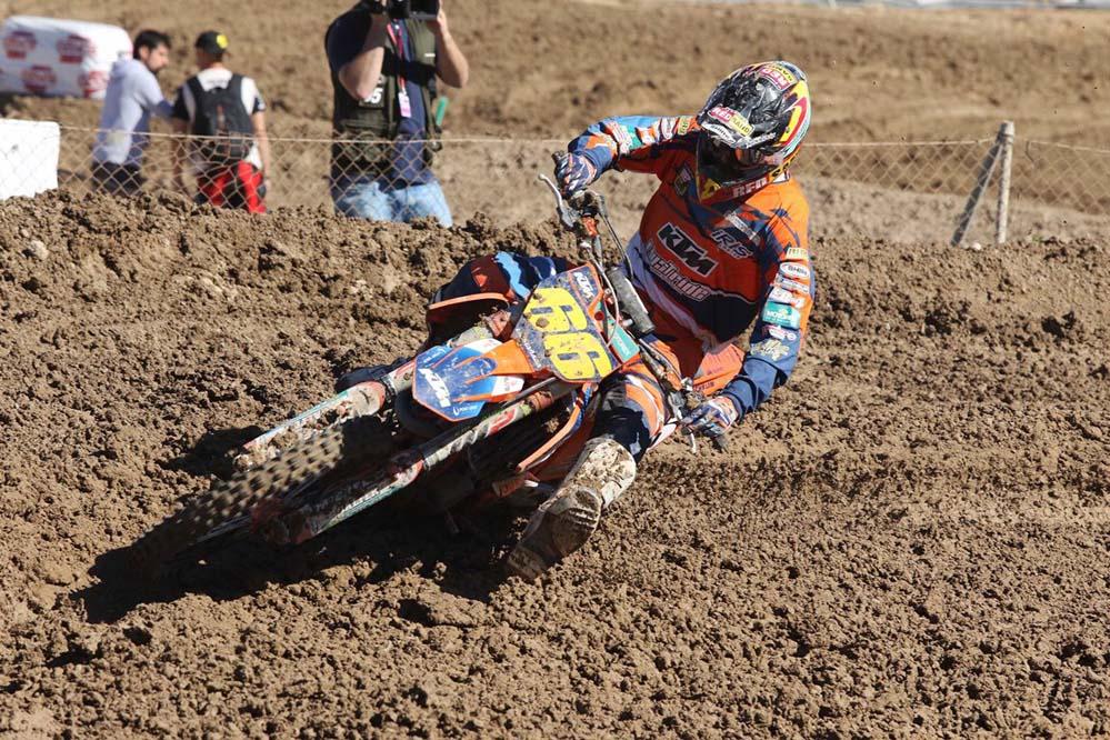 El nacional de Motocross celebra su cuarta cita en Murcia