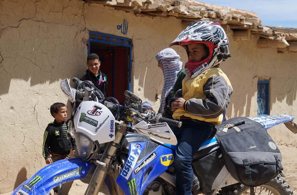 T. T. Rutas Solidarias continúa su ayuda en Marruecos