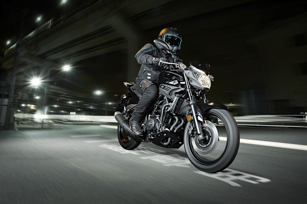 Yamaha MT-03, la moto naked para todos los públicos