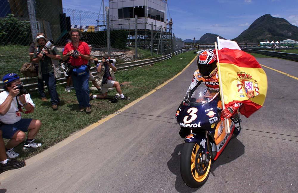 Álex Crivillé y Franco Uncini se unen a la lista de MotoGP Legends