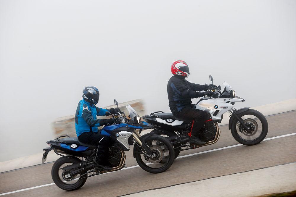 BMW F 700 GS y BMW F 800 GS, las trail alemanas se renuevan