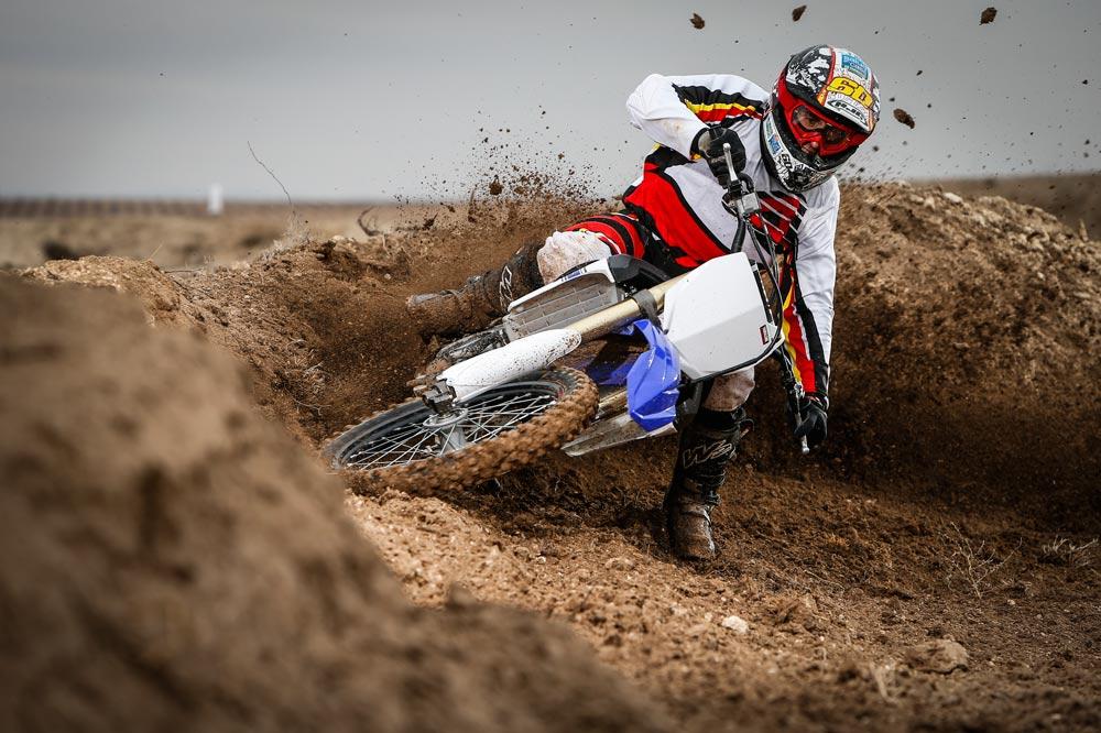 Yamaha YZ250F 2016, la moto de cross de 250 más completa de la actualidad