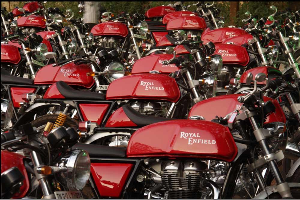 Royal Enfield lanzará en 2017 una moto bicilíndrica