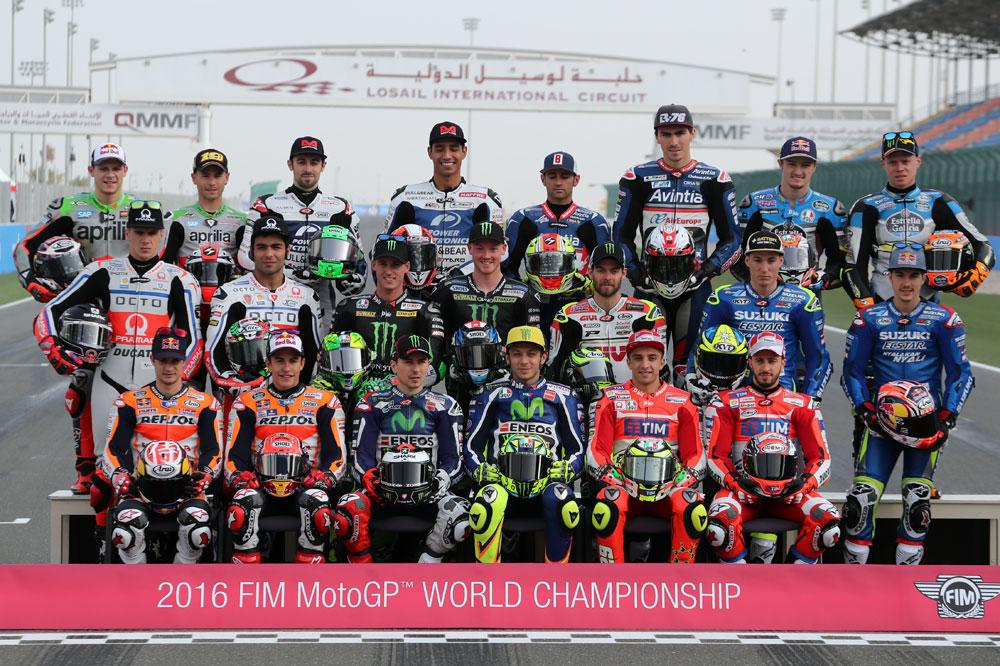 MotoGP deja desierta su plaza 24