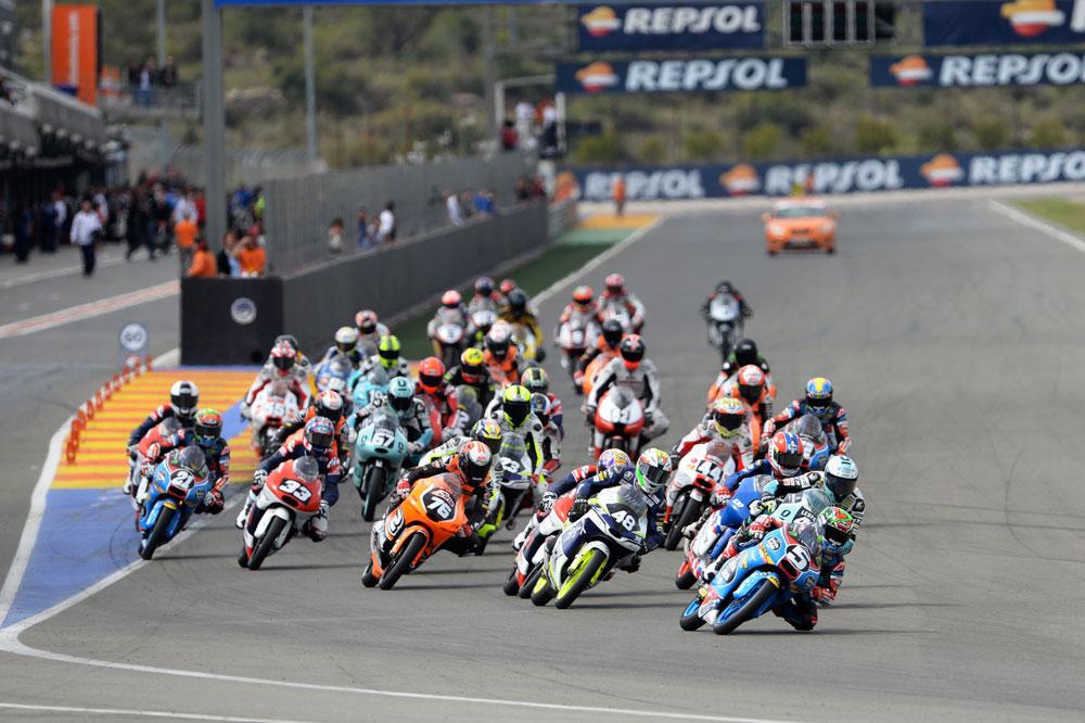 El Mundial Junior de Moto3 disputa su segunda prueba en Le Mans