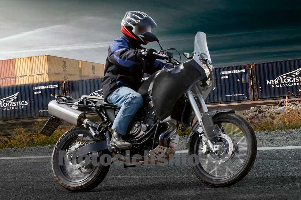 Yamaha XT700Z Ténéré, la nueva trail de aventura