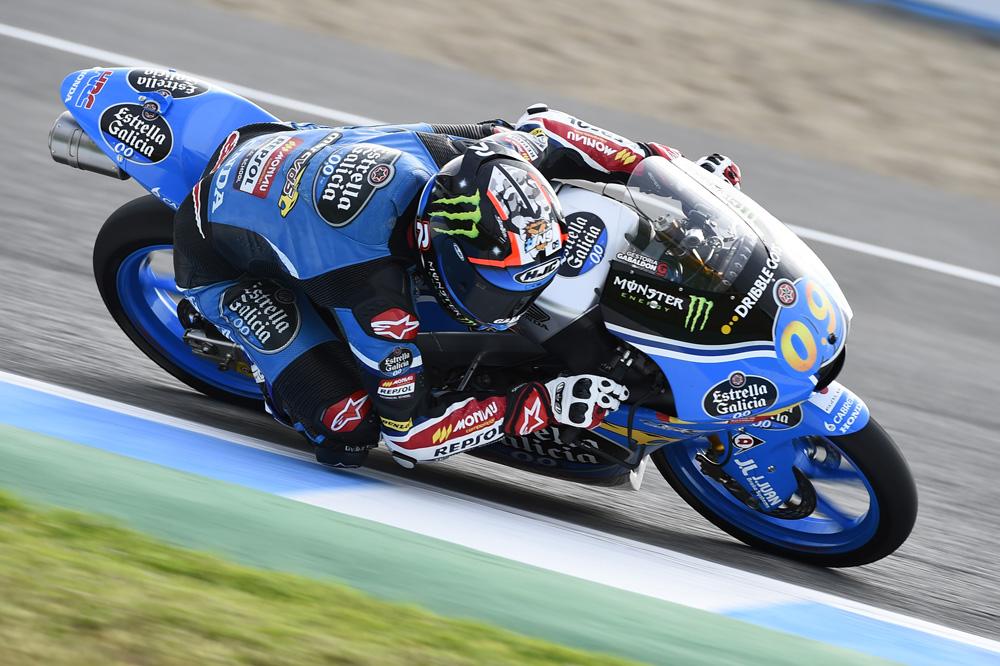 Jorge Navarro empieza mandando en Le Mans