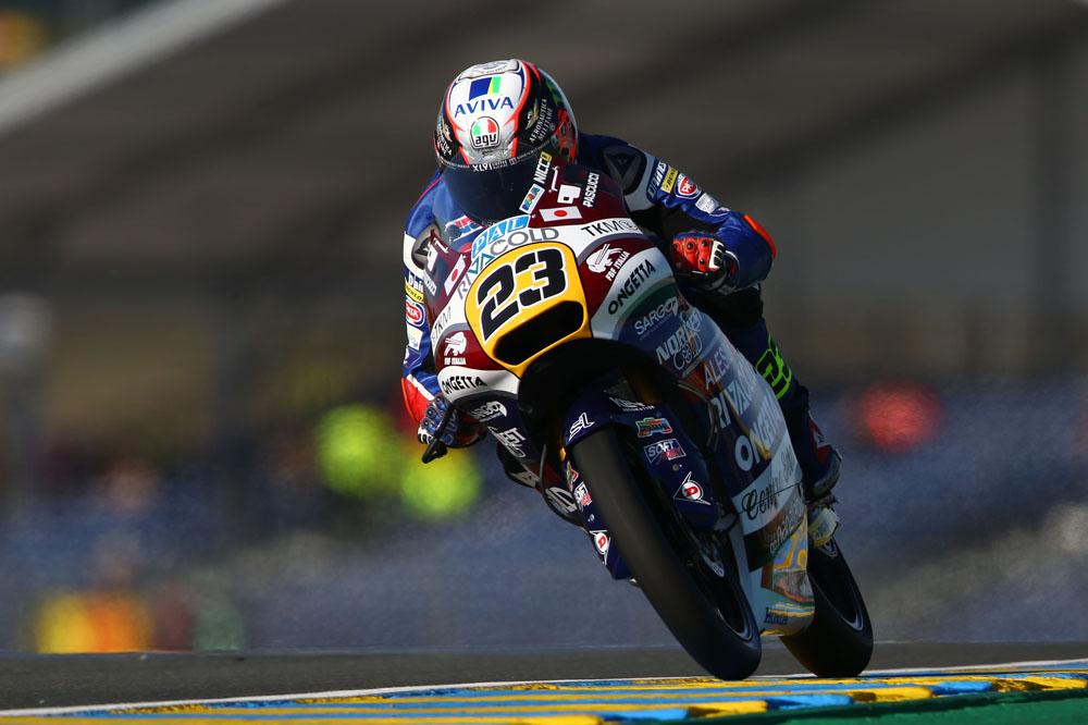 Niccoló Antonelli conquista la pole en Le Mans