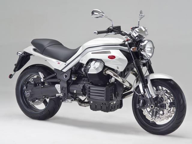 Moto Guzzi aumenta su V-Twin hasta los 1.151 cc
