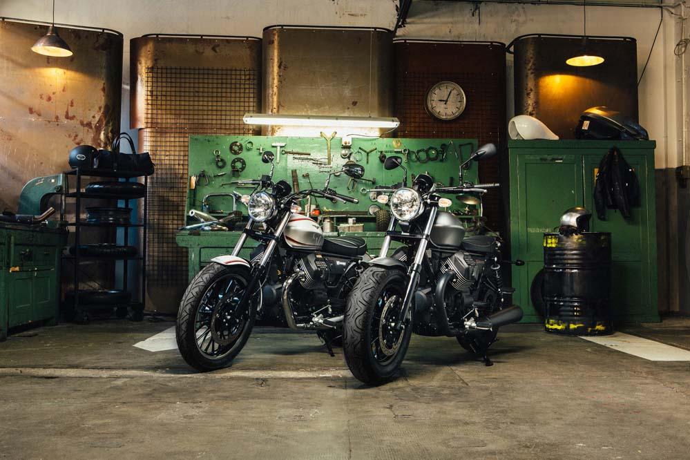 Moto Guzzi te invita a probar la V9 durante los Eagle Days