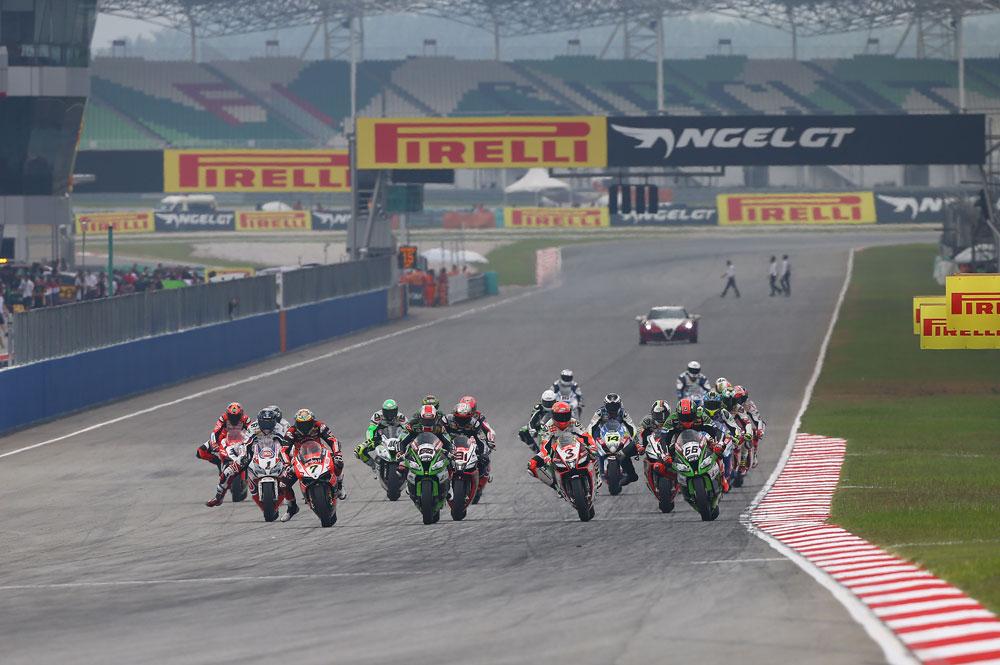 Horarios del Mundial de Superbike en Sepang