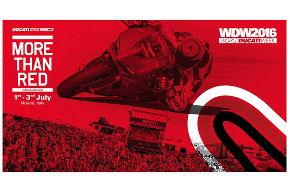 Llega a Misano la World Ducati Week 2016