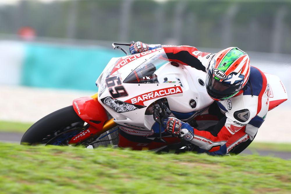 Primera victoria de Nicky Hayden en Superbike