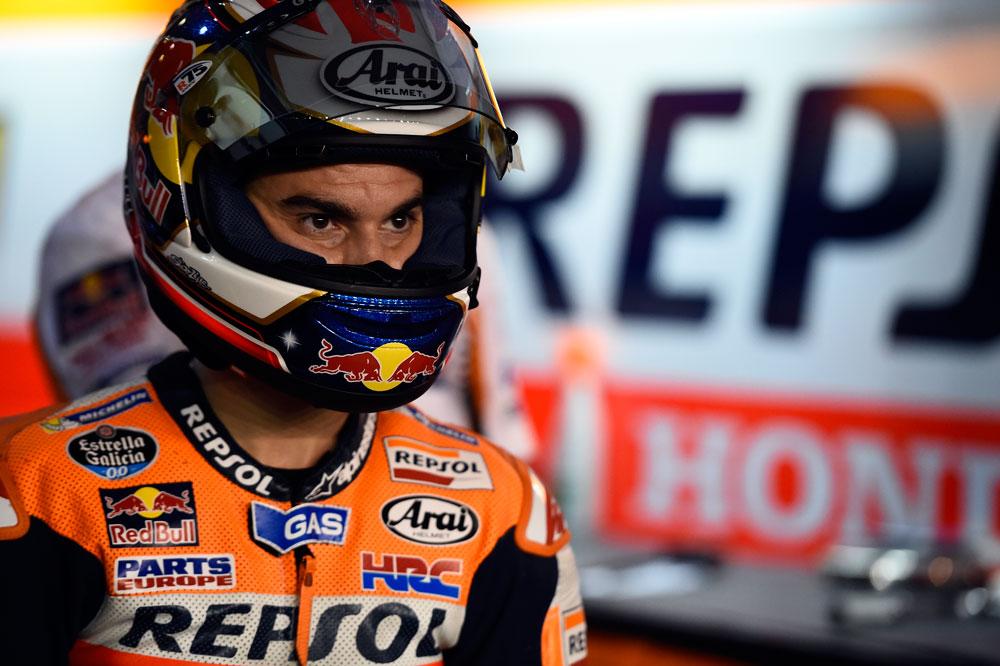Dani Pedrosa renueva con Repsol Honda hasta 2018